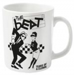 BEAT (THE) TEARS OF A CLOWN  - MUG (11oz) (Brand New Sealed In Box)